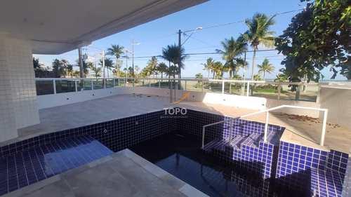 Apartamento, código 4875 em Praia Grande, bairro Mirim