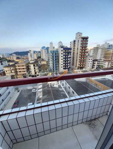 Apartamento, código 4915 em Praia Grande, bairro Guilhermina