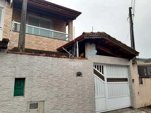 Sobrado, código 5095 em Praia Grande, bairro Boqueirão