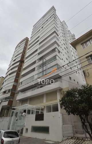 Apartamento, código 5104 em Praia Grande, bairro Guilhermina