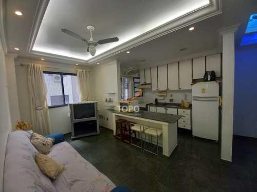 Apartamento, código 5169 em Praia Grande, bairro Guilhermina