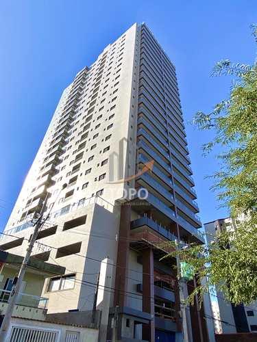 Apartamento, código 5210 em Praia Grande, bairro Guilhermina
