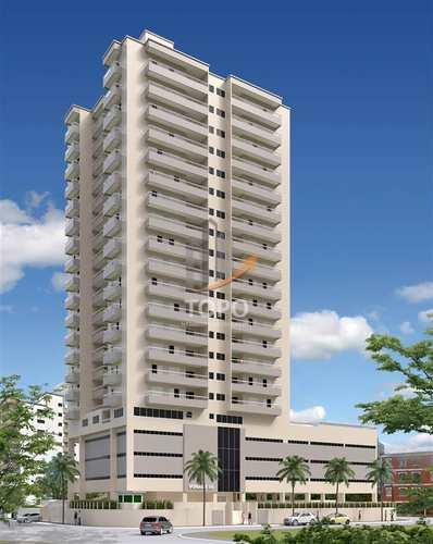 Apartamento, código 5282 em Praia Grande, bairro Ocian