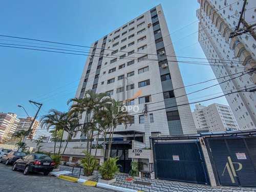 Apartamento, código 5326 em Praia Grande, bairro Guilhermina