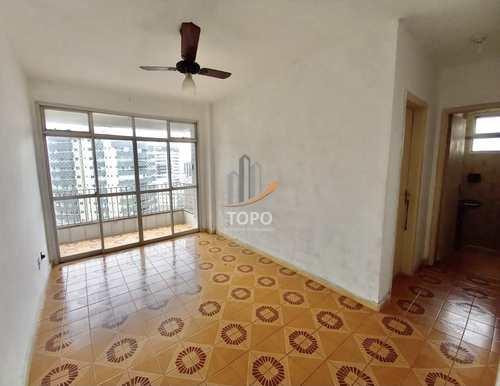Apartamento, código 5384 em Praia Grande, bairro Guilhermina