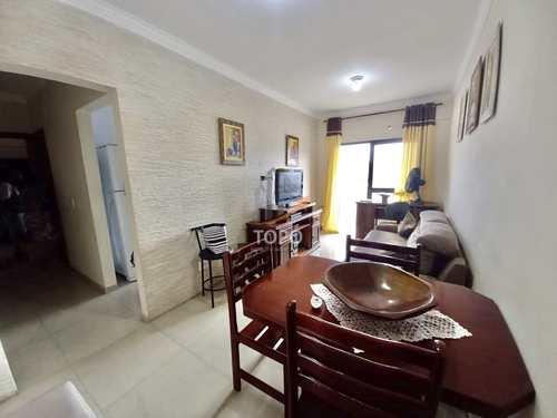 Apartamento, código 5435 em Praia Grande, bairro Aviação