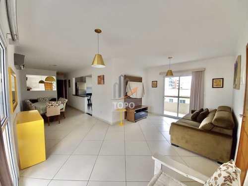 Apartamento, código 5463 em Praia Grande, bairro Guilhermina