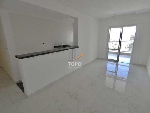 Apartamento, código 5514 em Praia Grande, bairro Guilhermina