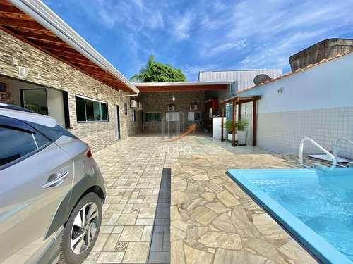 Casa, código 5615 em Praia Grande, bairro Canto do Forte