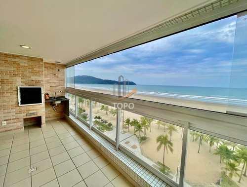 Apartamento, código 5643 em Praia Grande, bairro Guilhermina