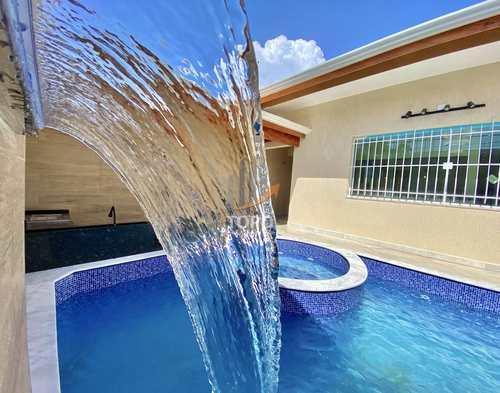Casa, código 5649 em Praia Grande, bairro Maracanã