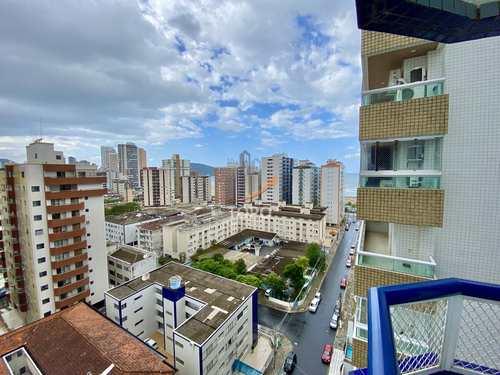 Apartamento, código 5715 em Praia Grande, bairro Guilhermina