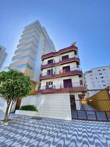 Apartamento, código 5717 em Praia Grande, bairro Guilhermina