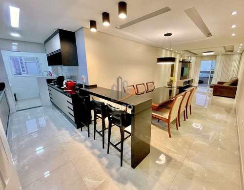 Apartamento, código 5759 em Praia Grande, bairro Canto do Forte