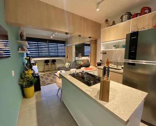 Apartamento, código 5817 em Praia Grande, bairro Boqueirão