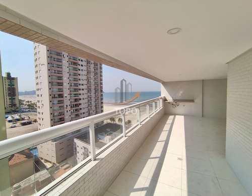 Apartamento, código 5826 em Praia Grande, bairro Aviação
