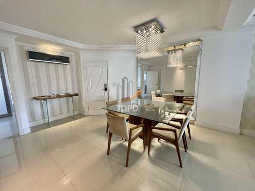 Apartamento, código 5833 em Praia Grande, bairro Guilhermina
