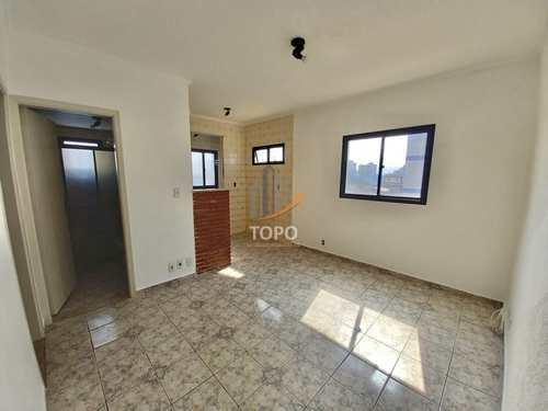 Apartamento, código 5943 em Praia Grande, bairro Mirim