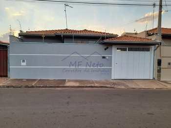 Casa, código 10124500 em Pirassununga, bairro Vila Belmiro