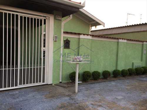 Casa, código 101800 em Pirassununga, bairro Jardim Santa Rita