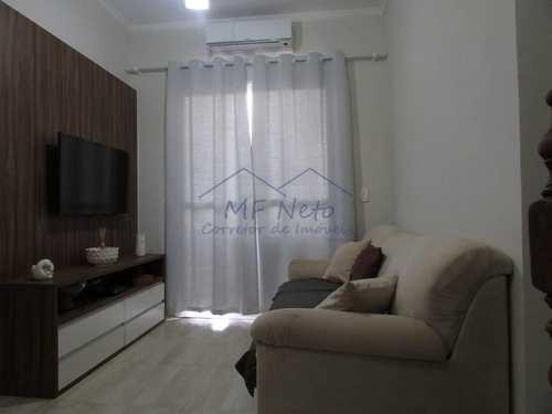 Apartamento, código 100700 em Pirassununga, bairro Jardim Europa