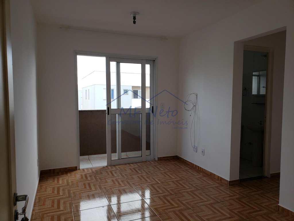 Apartamento em Pirassununga, bairro Jardim Eldorado