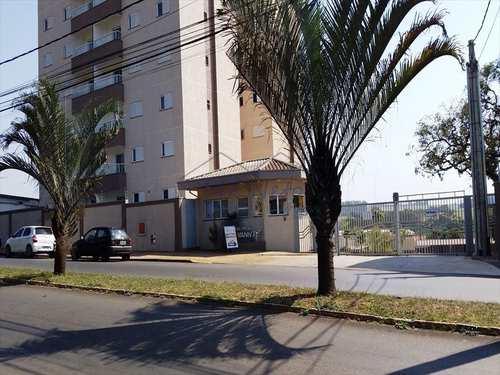 Apartamento, código 95700 em Pirassununga, bairro Rosário