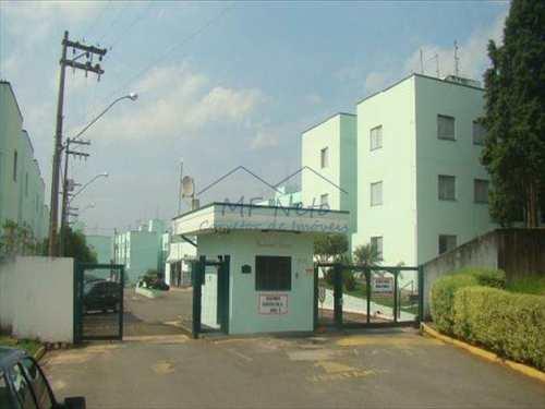 Apartamento, código 95000 em Pirassununga, bairro Vila Paulista