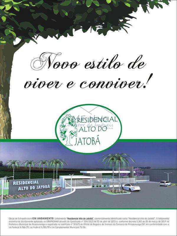 Terreno de Condomínio em Pirassununga, bairro Jardim Petrópolis