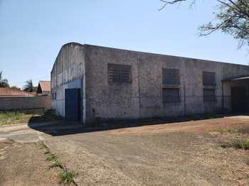 Armazém ou Barracão, código 50900 em Pirassununga, bairro Vila Santa Terezinha