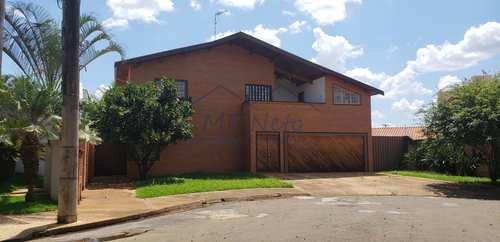 Sobrado de Condomínio, código 9100 em Pirassununga, bairro Cidade Jardim