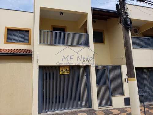 Sobrado, código 10131426 em Pirassununga, bairro Jardim Rosim