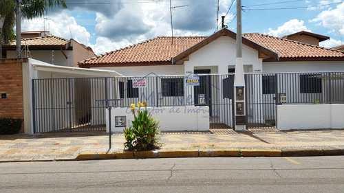 Casa, código 10131427 em Pirassununga, bairro Centro