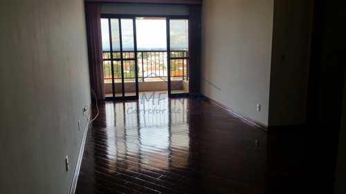 Apartamento, código 10131446 em Pirassununga, bairro Centro