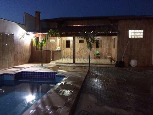 Casa, código 10131457 em Pirassununga, bairro Jardim Kanebo