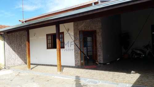 Casa, código 10131480 em Pirassununga, bairro Jardim Morumbi