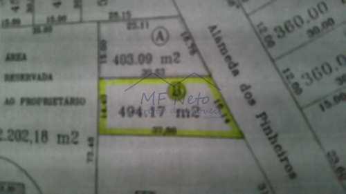 Terreno, código 10131481 em Pirassununga, bairro Cidade Jardim