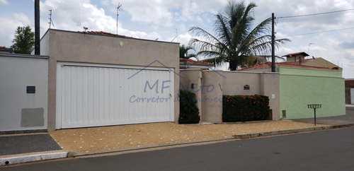 Casa, código 10131484 em Pirassununga, bairro Jardim Rosim