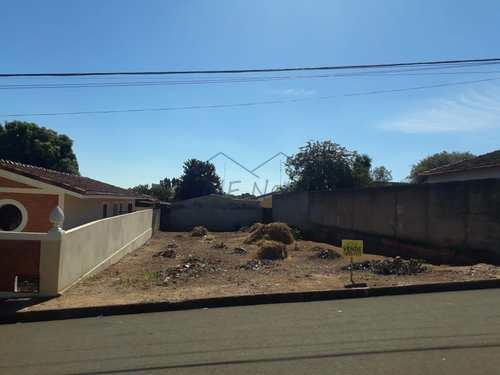 Terreno, código 10131490 em Pirassununga, bairro Vila Pinheiro