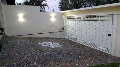 Casa, código 10131499 em Pirassununga, bairro Cidade Jardim
