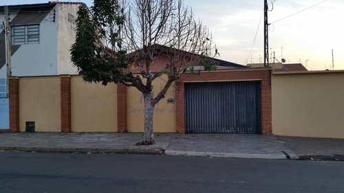 Casa, código 10131517 em Pirassununga, bairro Rosário