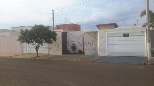 Casa, código 10131536 em Pirassununga, bairro Residencial Vila Romana