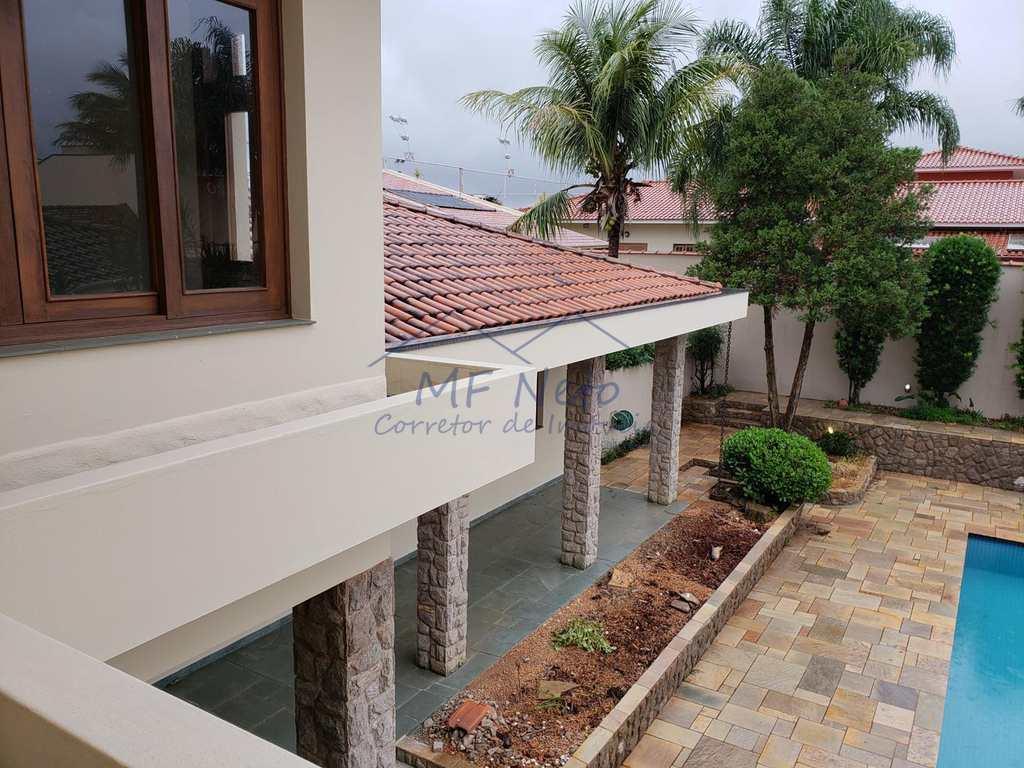 Casa em Pirassununga, bairro Cidade Jardim