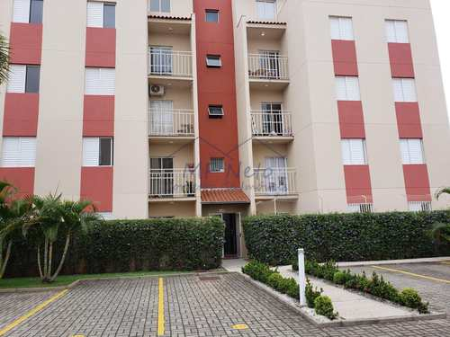 Apartamento, código 10131554 em Pirassununga, bairro Vila São Guido