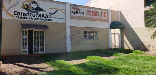 Prédio, código 10131568 em Pirassununga, bairro Vila Urupês