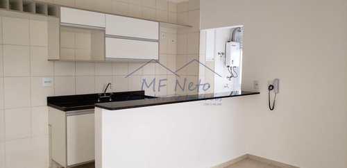 Apartamento, código 10131571 em Pirassununga, bairro Centro