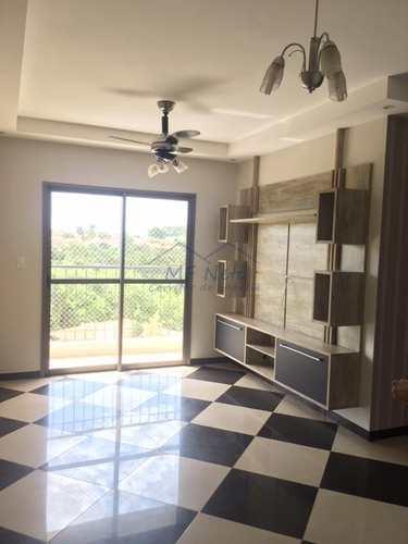 Apartamento, código 10131591 em Pirassununga, bairro Jardim Carlos Gomes