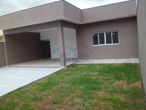 Casa, código 10131597 em Pirassununga, bairro Jardim Kanebo