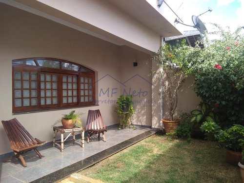 Casa, código 10131617 em Pirassununga, bairro Vila Malaquias