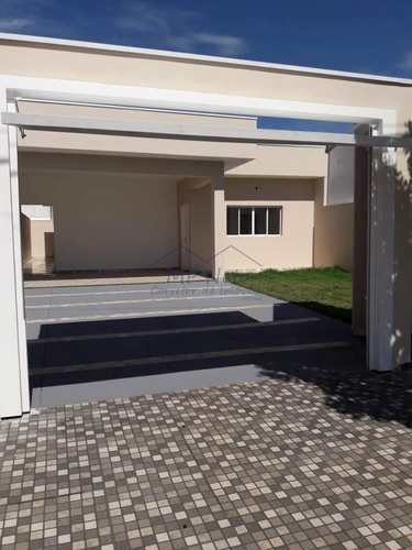 Casa, código 10131621 em Pirassununga, bairro Jardim Kanebo
